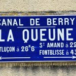 Inauguration Canal de Berry - Epineuil